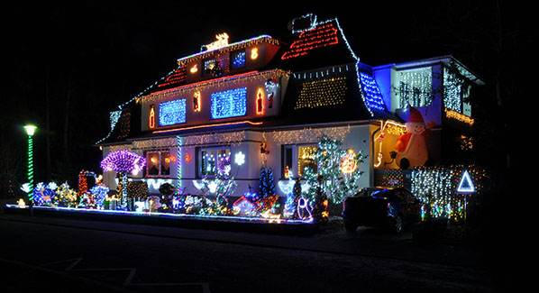 San Diego Christmas Lights Map Holiday Lights San Diego New