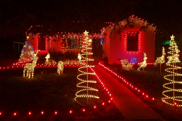 holiday lights tours san diego - Best Christmas Lights In San Diego
