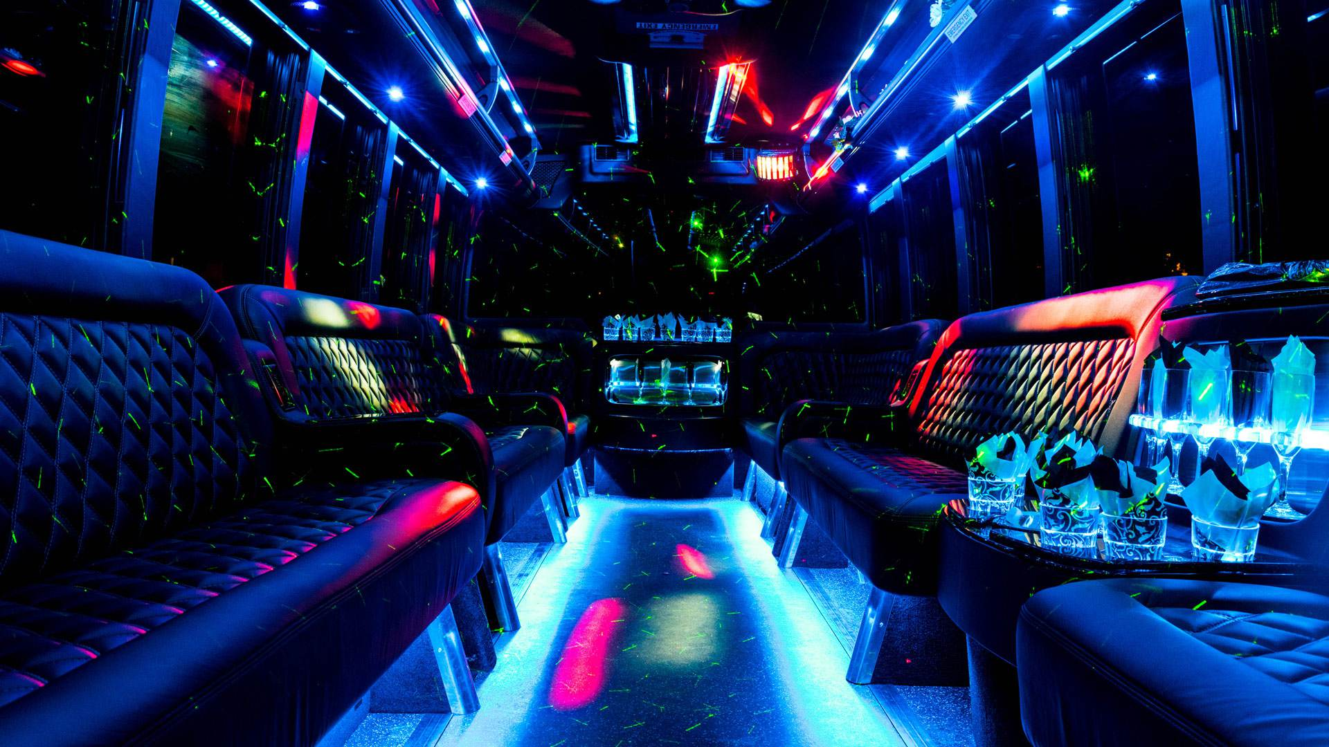 Top Dog Limo Bus Fleet All New Party Buses In San Diego